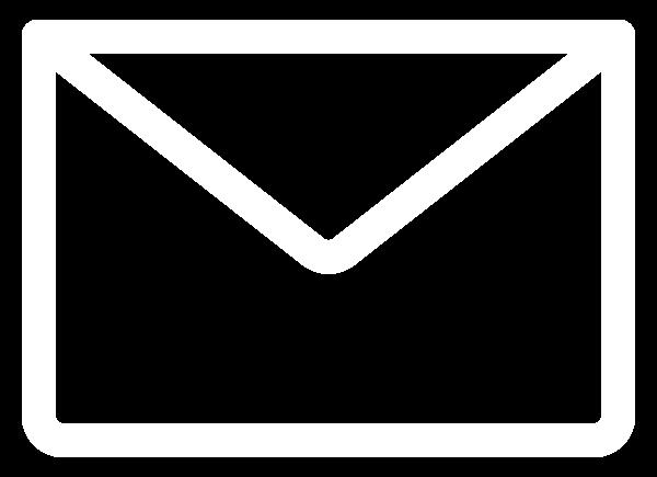 white envelope response icon