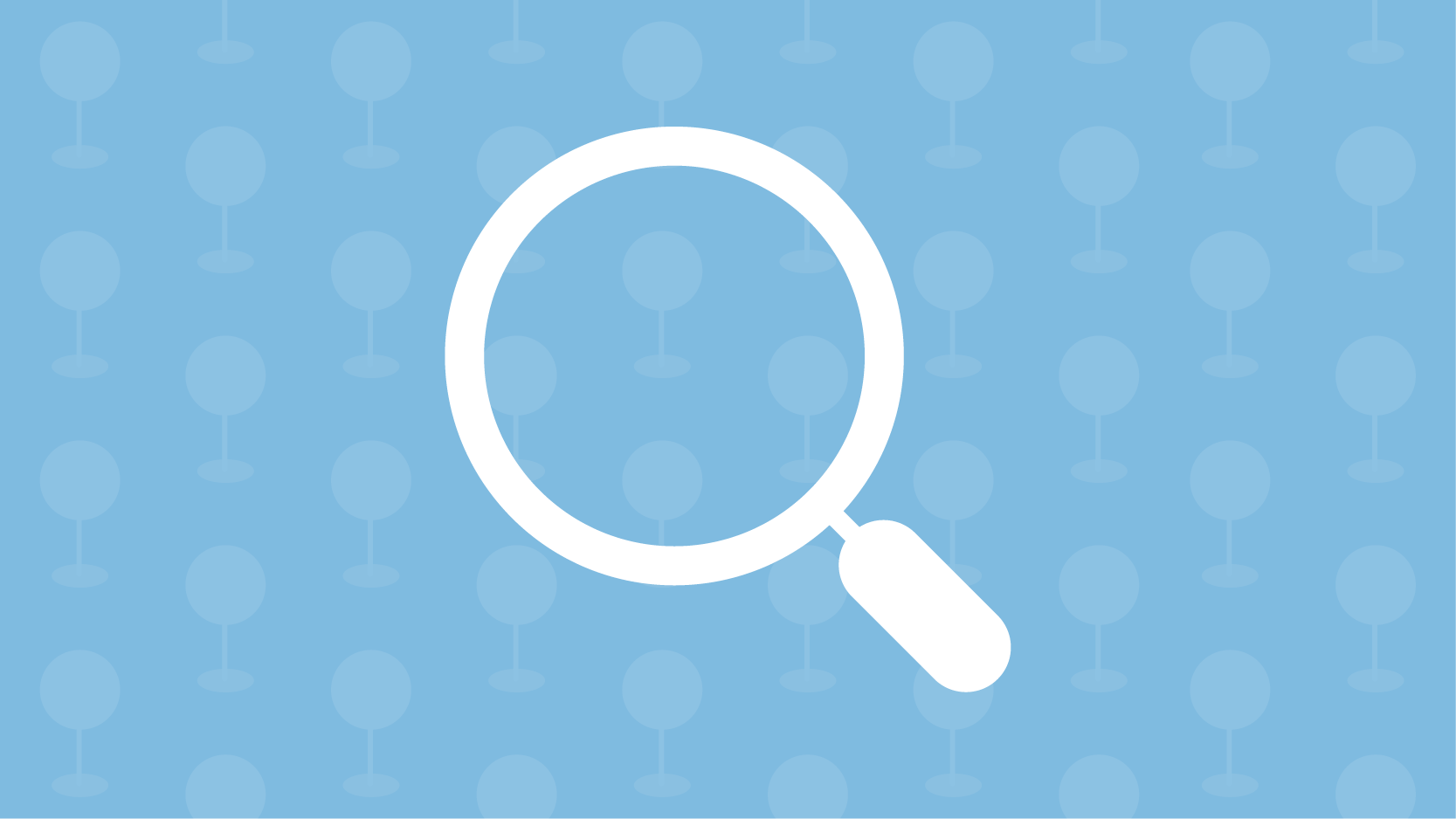 magnifying glass icon indicating canopy's privacy audit product