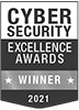 cybersecurity excellence awards 2021 logo