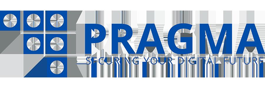 Pragma securing your digital future logo